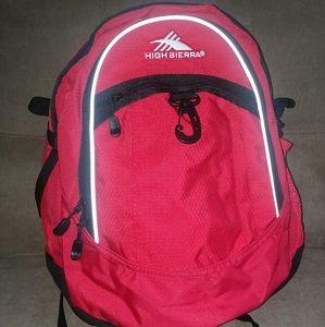 High Sierra Fatboy Tech backpack